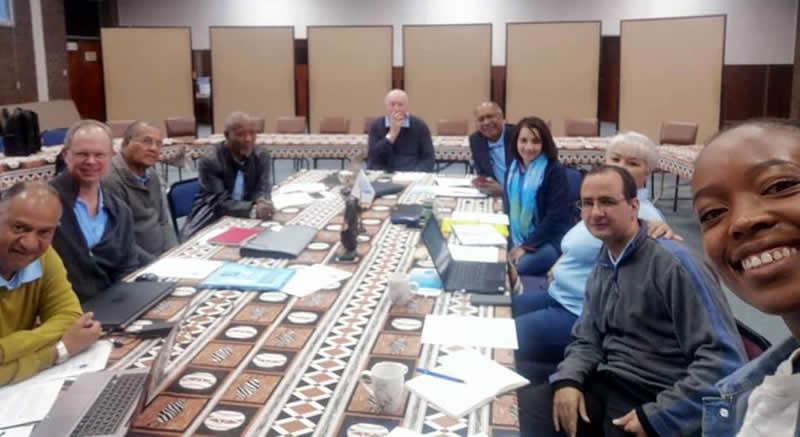 SSVP council meeting