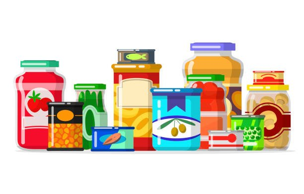 Pantry items for Lent