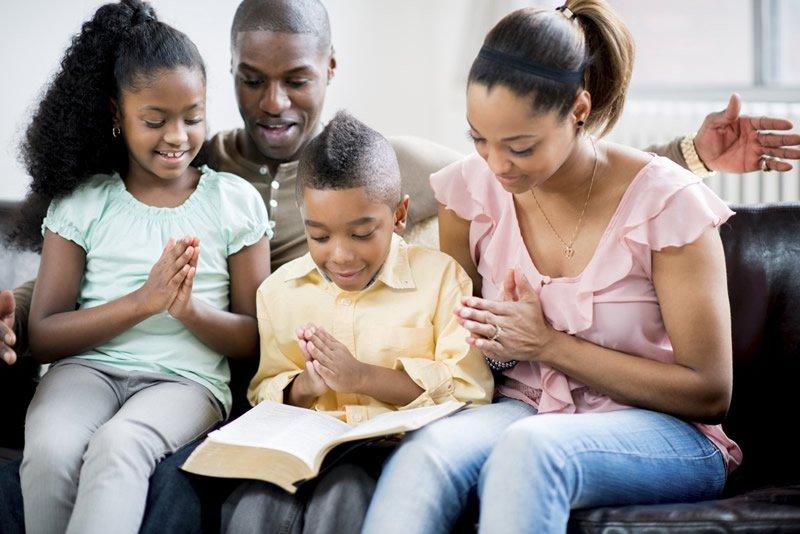 worshiping at home